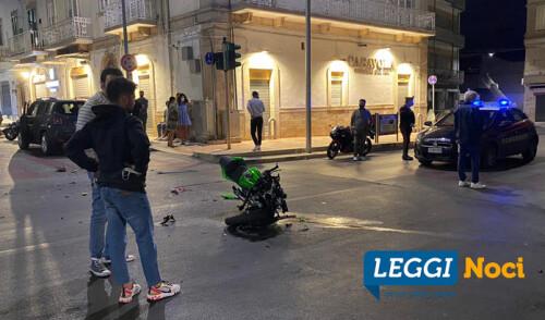 Incidente in moto: non ce l'ha fatta il giovane nocese
