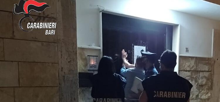 """Monopoli: operazione """"pulchra"""", 9 arresti"""
