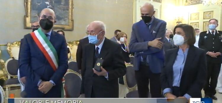 Medaglia d'onore al nocese Nicola Giacovelli