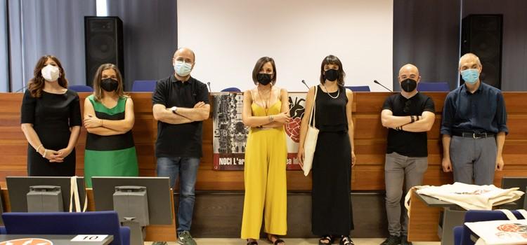 """Esseri Urbani: dall'11 luglio una """"invasione"""" d'arte nel centro storico di Noci"""