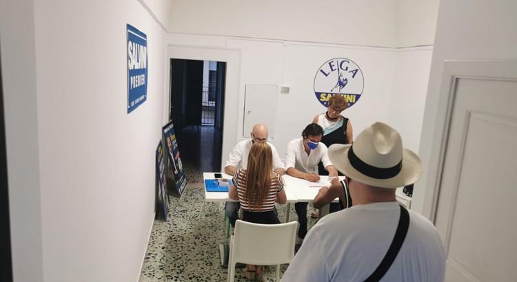 Referendum sulla giustizia, la Lega Noci lancia la raccolta firme