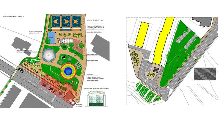 Parco Giochi: finanziato il progetto di riqualificazione