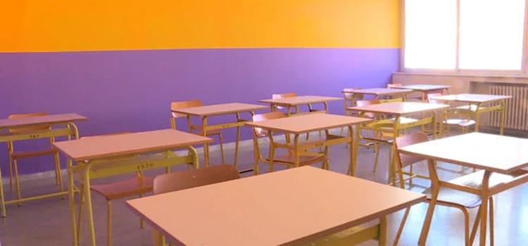 Aule vuote. Primo sciopero studentesco dell'anno scolastico
