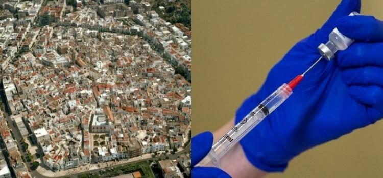 Covid, 10 positivi e oltre 15mila vaccinati