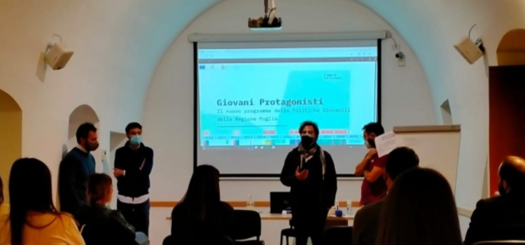 I giovani rispondono alla chiamata delle Politiche Giovanili Puglia